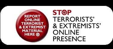 Stop Terrorism Logo